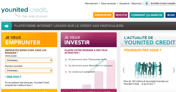 Prêt d'Union change de nom : Younited Credit !