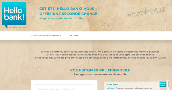 PlusDeMobile Hello Bank