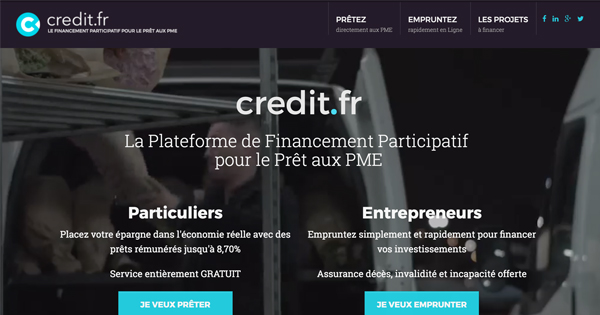 Hello Bank et Credit.fr à l'assaut du crowdlending
