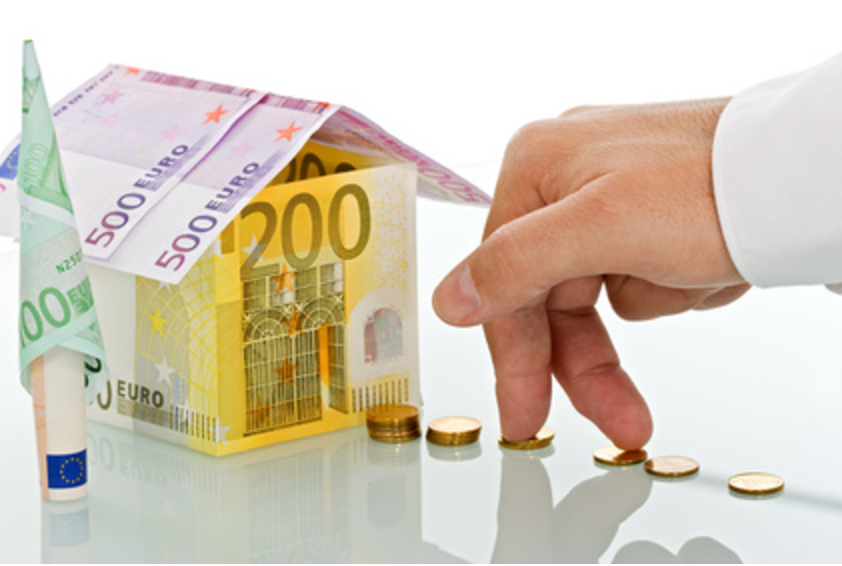 credit immobilier hausse taux