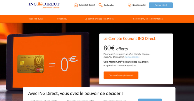 ING Direct Reims