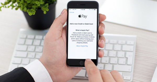 Paiement Fortuneo Apple Pay