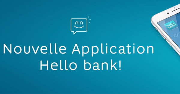 Application Hello bank!