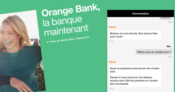 Compte joint Orange Bank