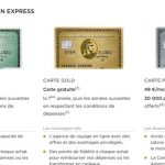 carte american express fortuneo