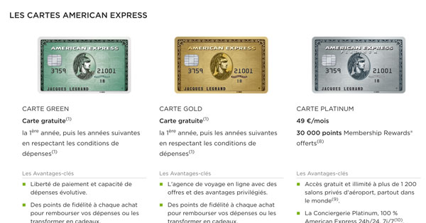 Carte American Express Fortuneo.Fortuneo Offre La Carte American Express A Certains Clients M2